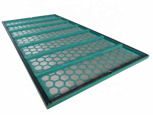 鋼結構框架篩網