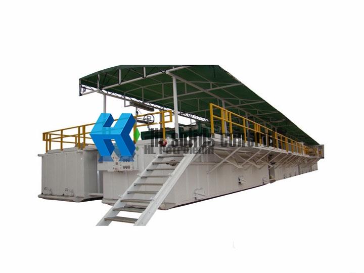 HFS系列防沙保溫棚